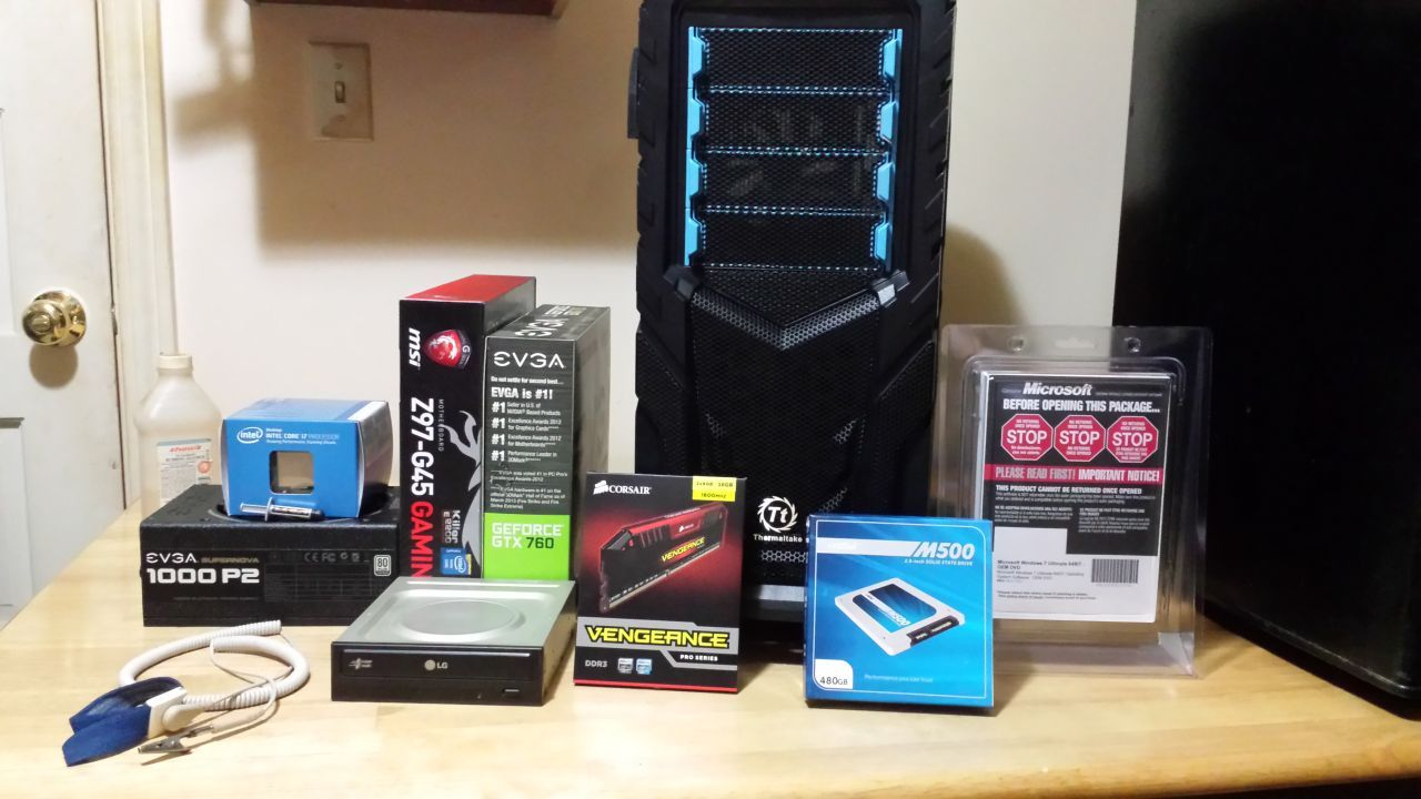 Building A New Gaming PC