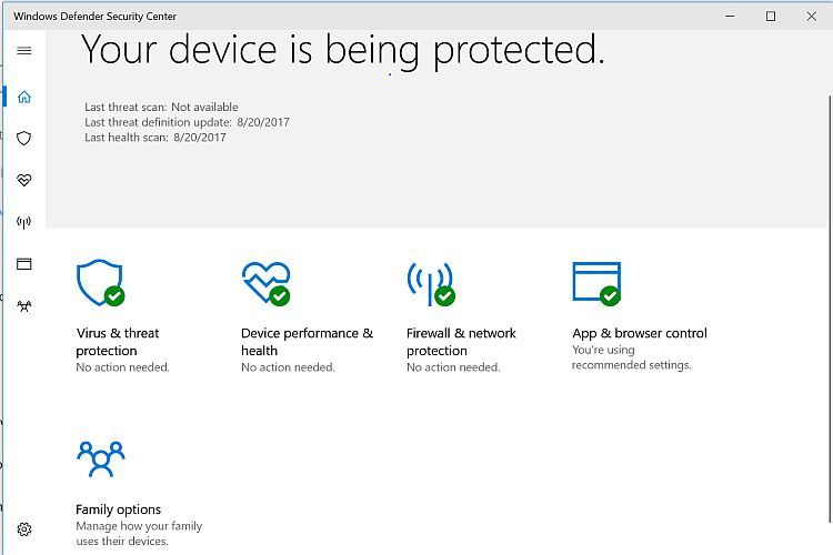 Windows Defender Gets Upgraded As Windows 10 Aims To Improve